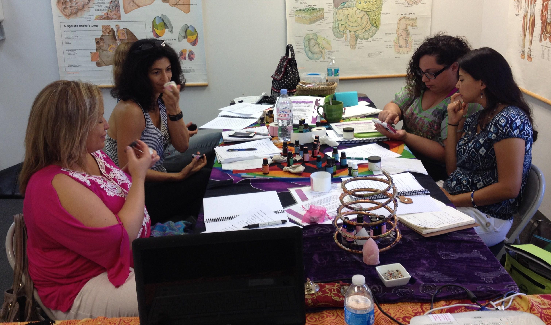 Women's Ritual Blending Workshop